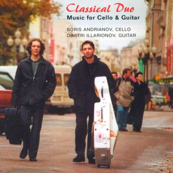 Classical Duo - Music for Cello & Guitar