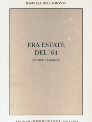 Era estate del '64